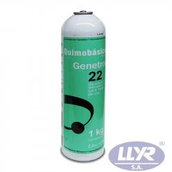 GAS REFRIGERANTE GENETRON...