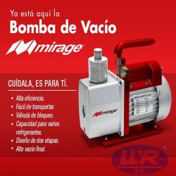 BOMBA D/VACIO 2 ETAPAS...