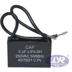CAPACITOR 3 MFD 250 V